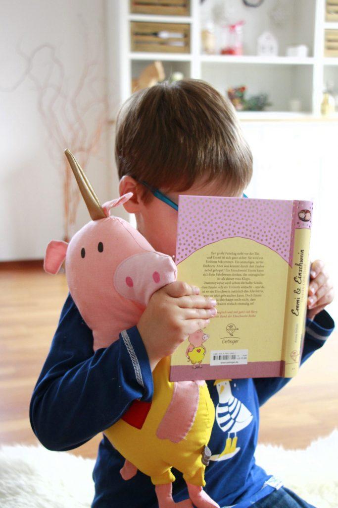 Kinderbuchempfehlung Grundschulalter