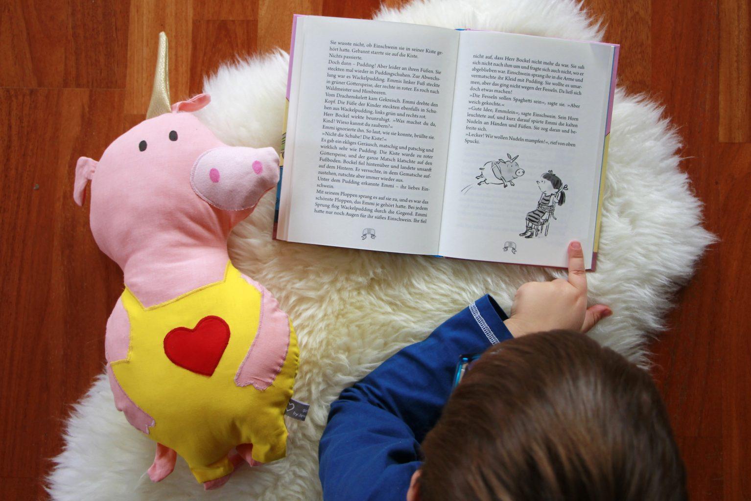 Kinderbuchtipp Emmi & Einschwein
