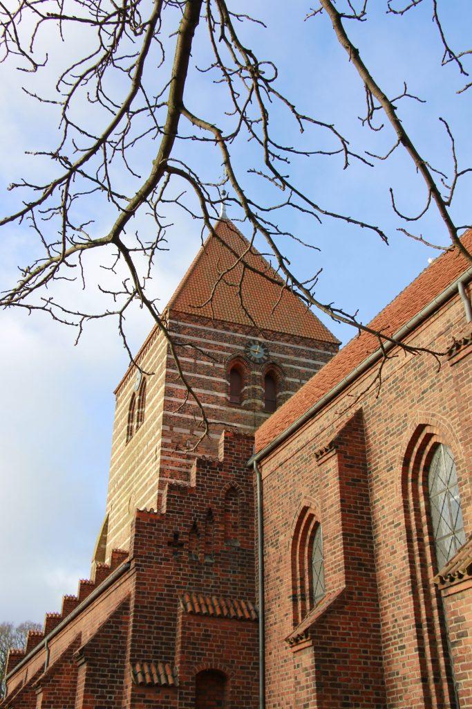 Kirche Stege