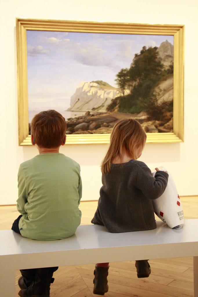 Kunst mit Kindern