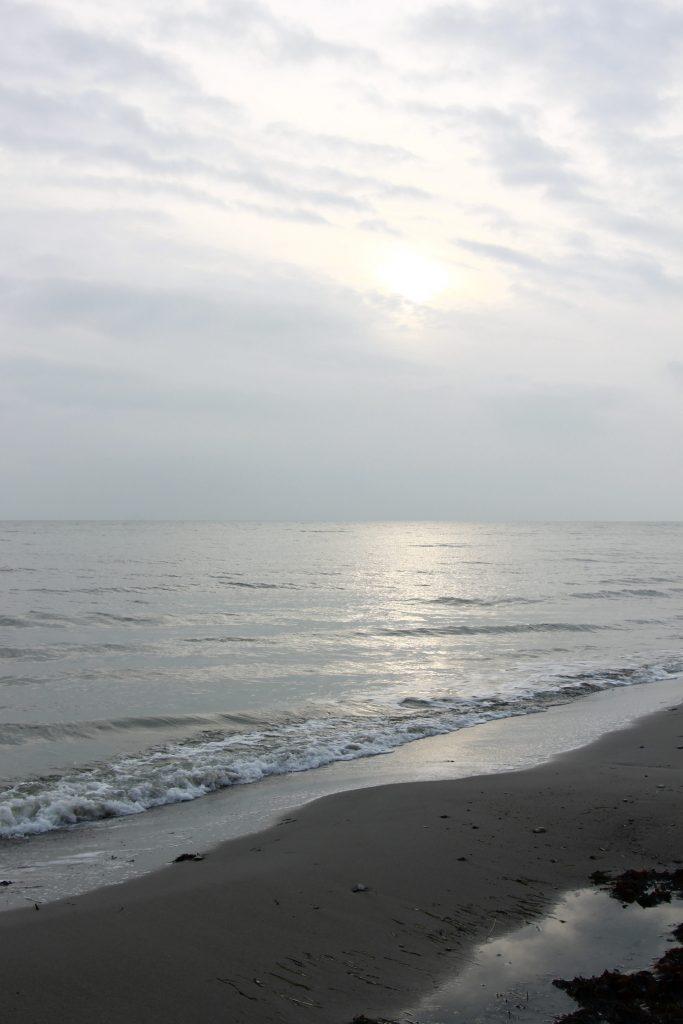 Strand dänische Ostseeküste