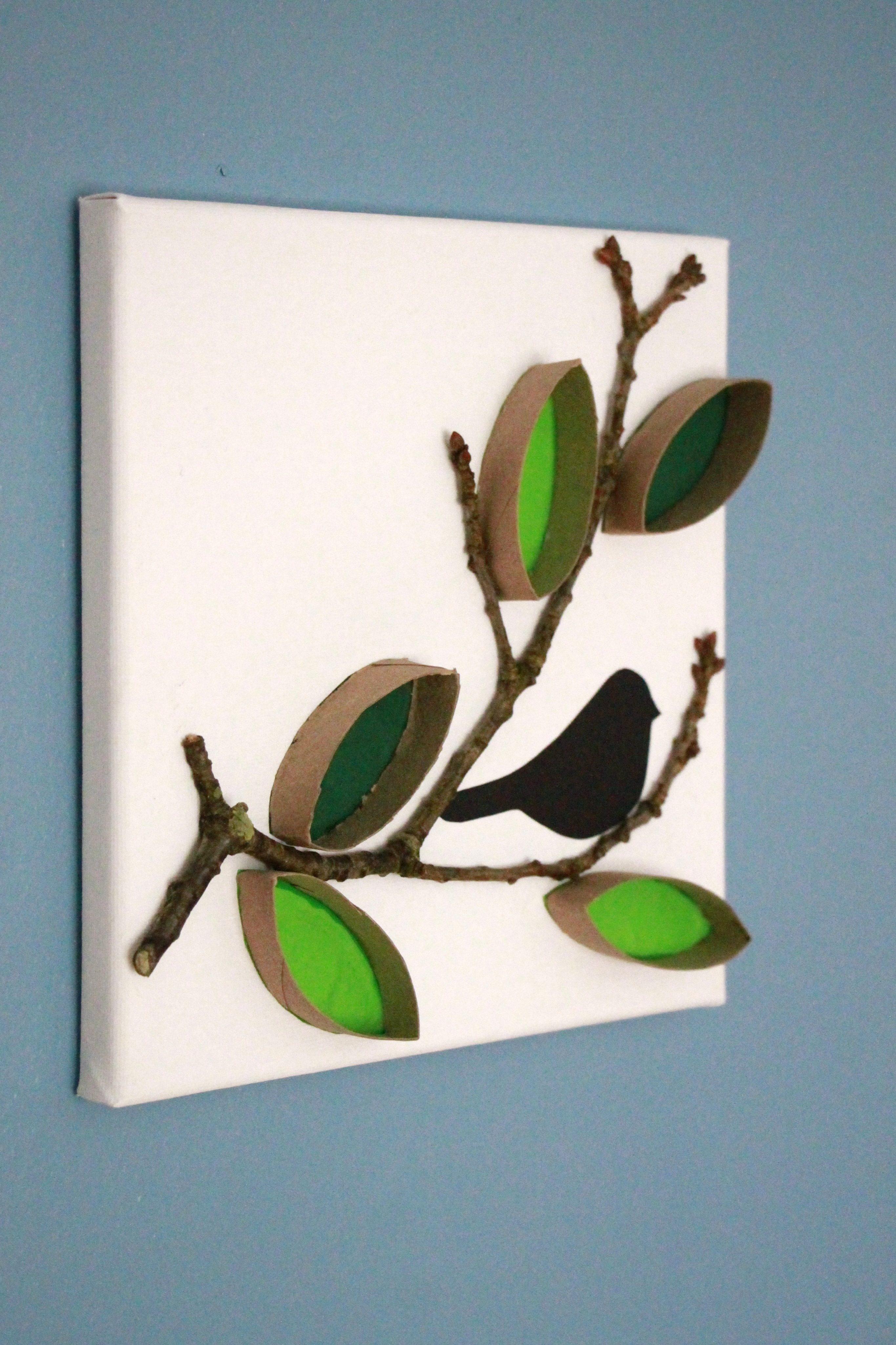 basteln mit klopapierrollen idee lavendelblog. Black Bedroom Furniture Sets. Home Design Ideas