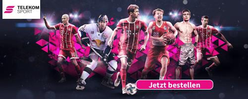 Telekom Sport Visual