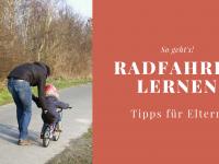Radfahren lernen: Tipps und das Kinderfahrrad woom 2 Test