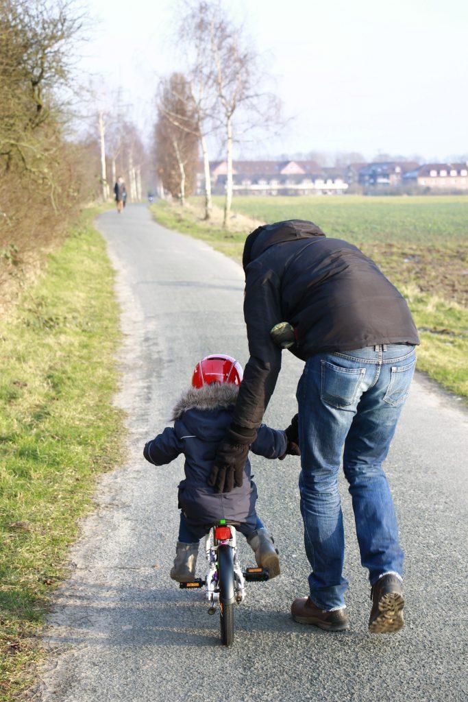 Radfahren lernen Tipps