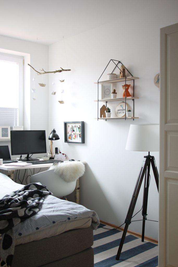 Arbeiten im Schlafzimmer Ideen OTTO