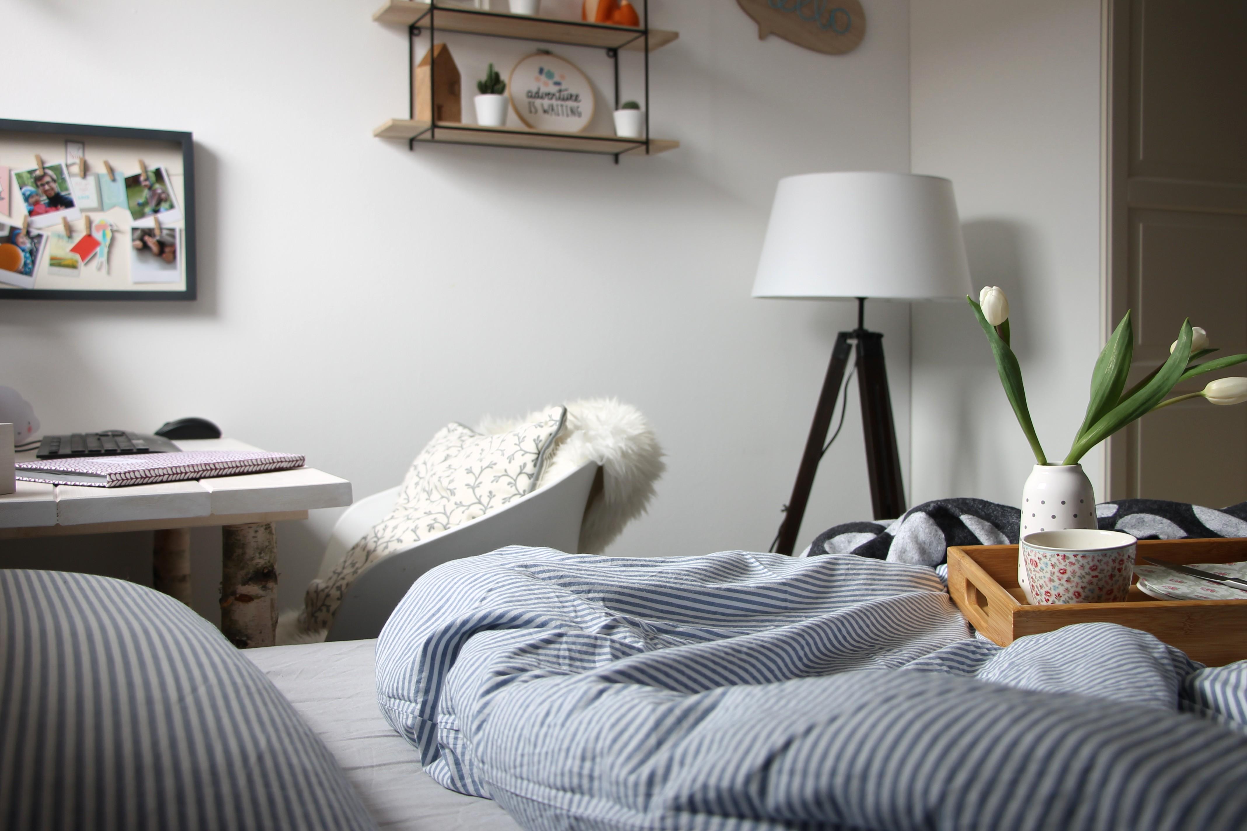 Arbeitsplatz im Schlafzimmer einrichten OTTO - Lavendelblog
