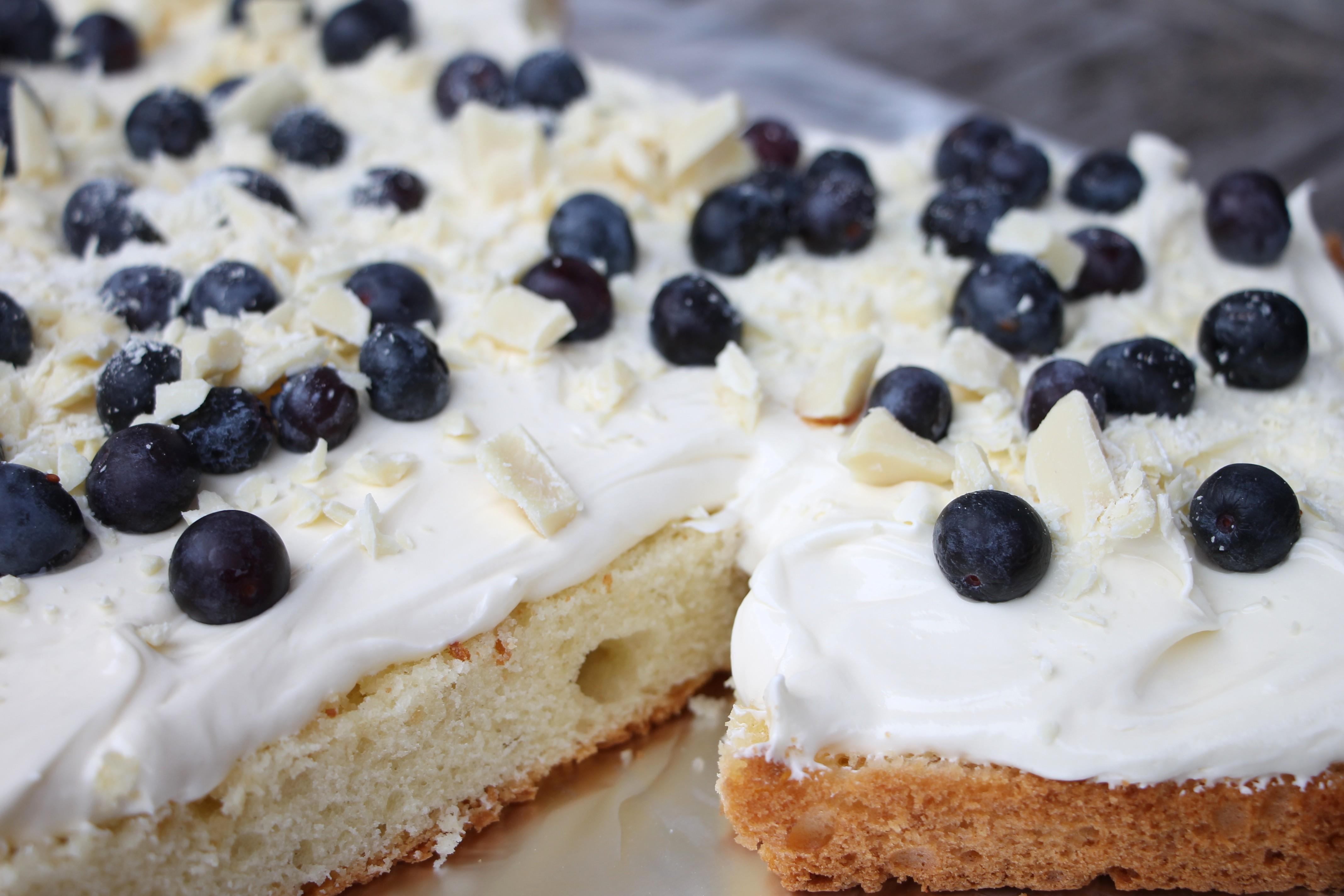 Kuchen In Blau #40: Nächste · Babyparty Kuchen Blau .