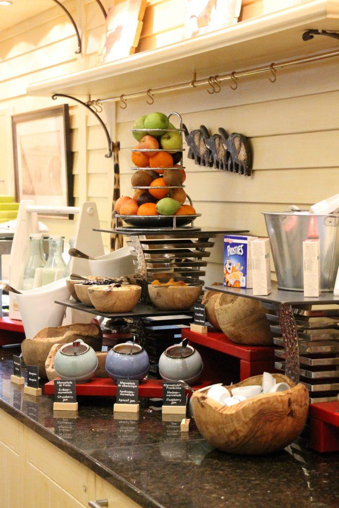 Frühstücksbuffet Lindner Golf und Wellness Resort Portals Nous