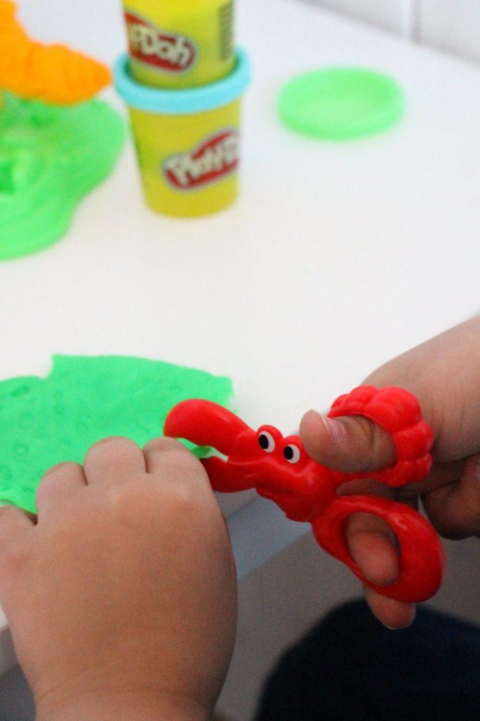 Kraki Play-Doh Erfahrungen