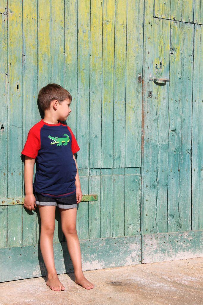 Maxomorra Demin Shorts