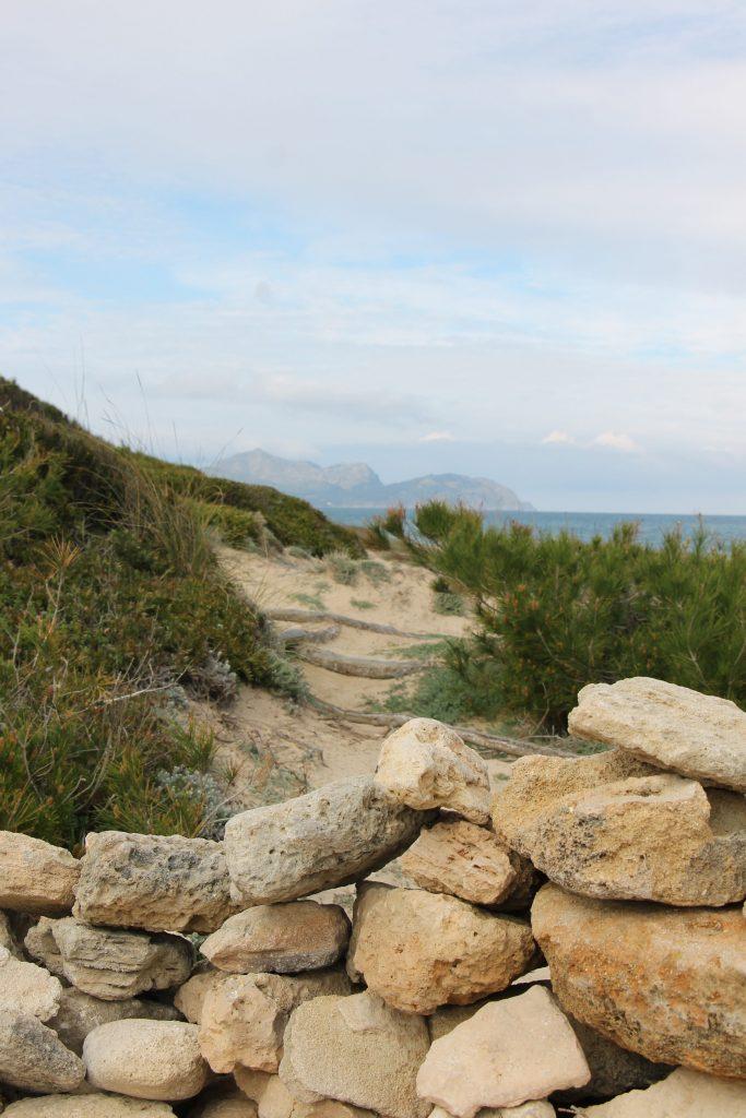 Naturstrand Mallorca