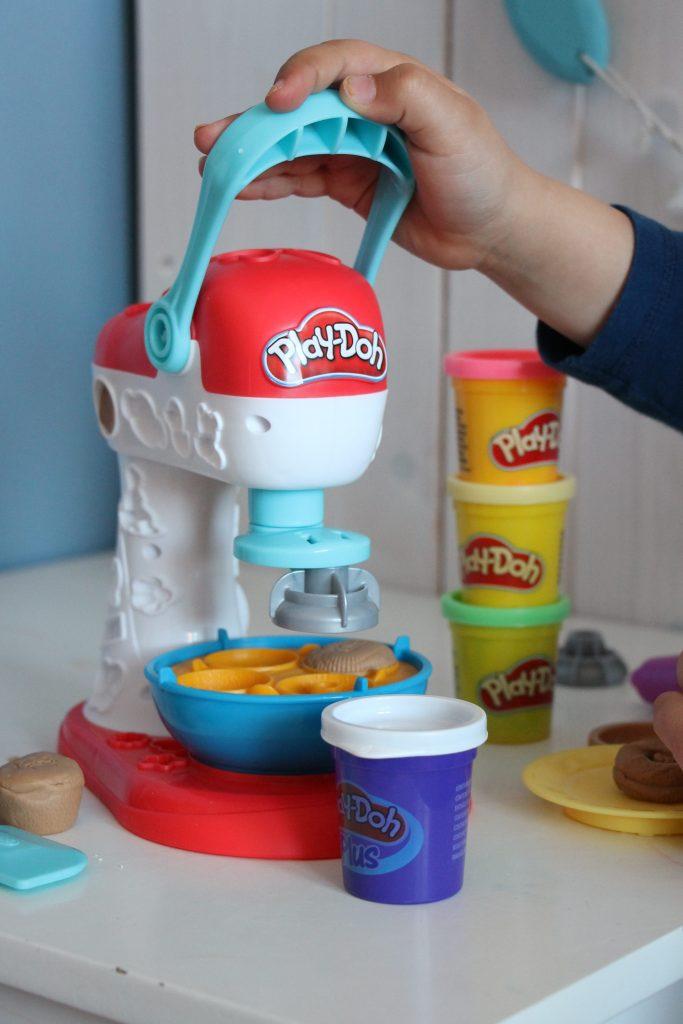 Play-Doh Küchenmaschine Test