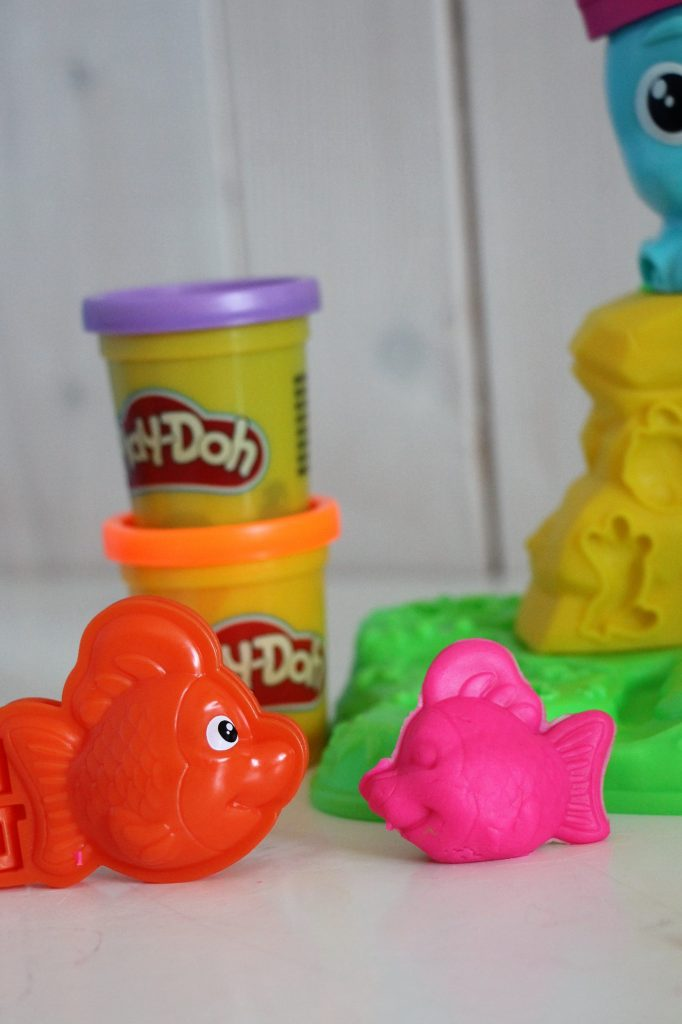 Play-Doh Meerestiere