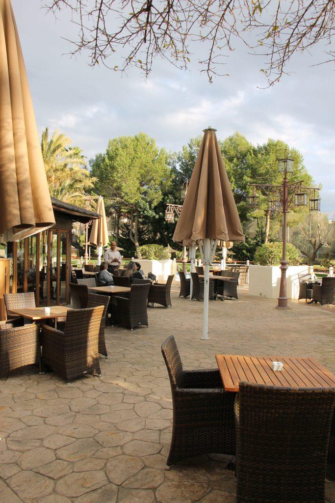 Poolbar Lindner Resort Mallorca
