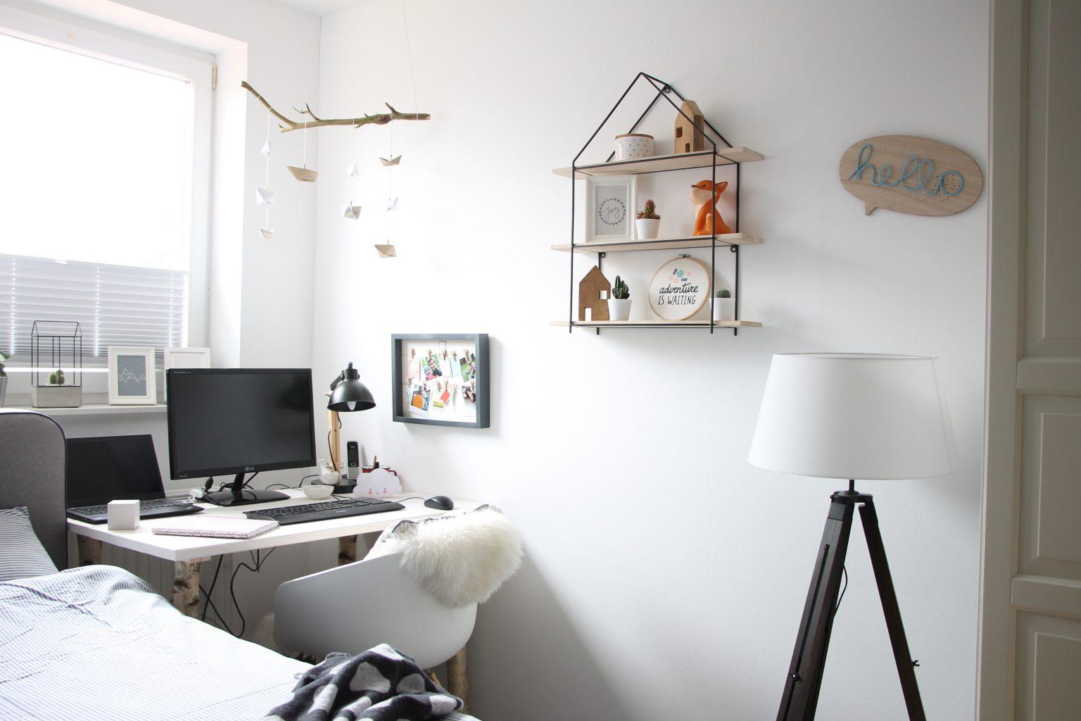 Schlafzimmer im skandinavischen Stil OTTO