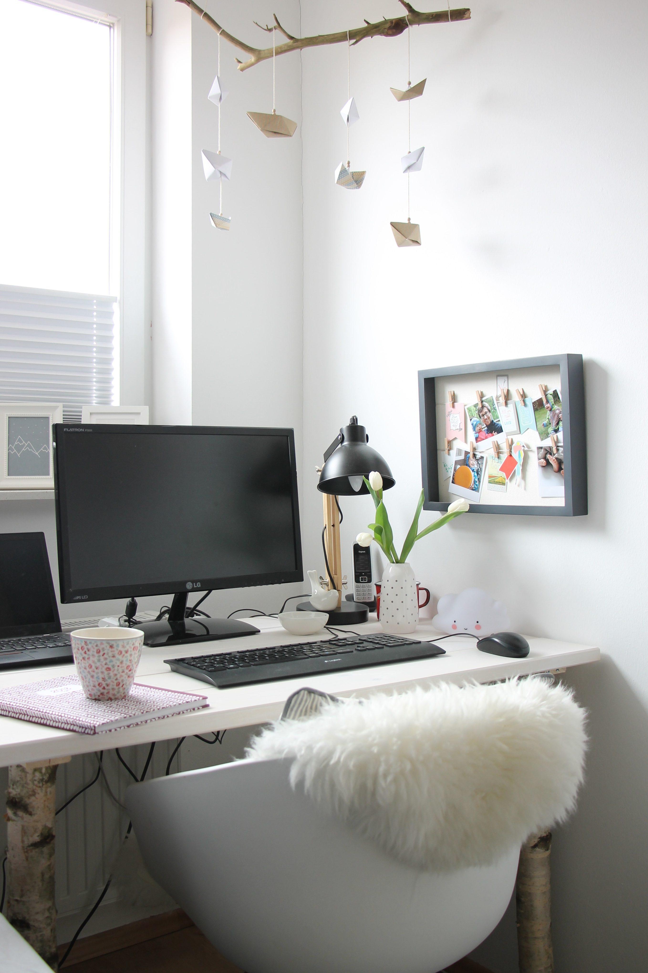 Schlafzimmer mit Arbeitsplatz einrichten OTTO - Lavendelblog