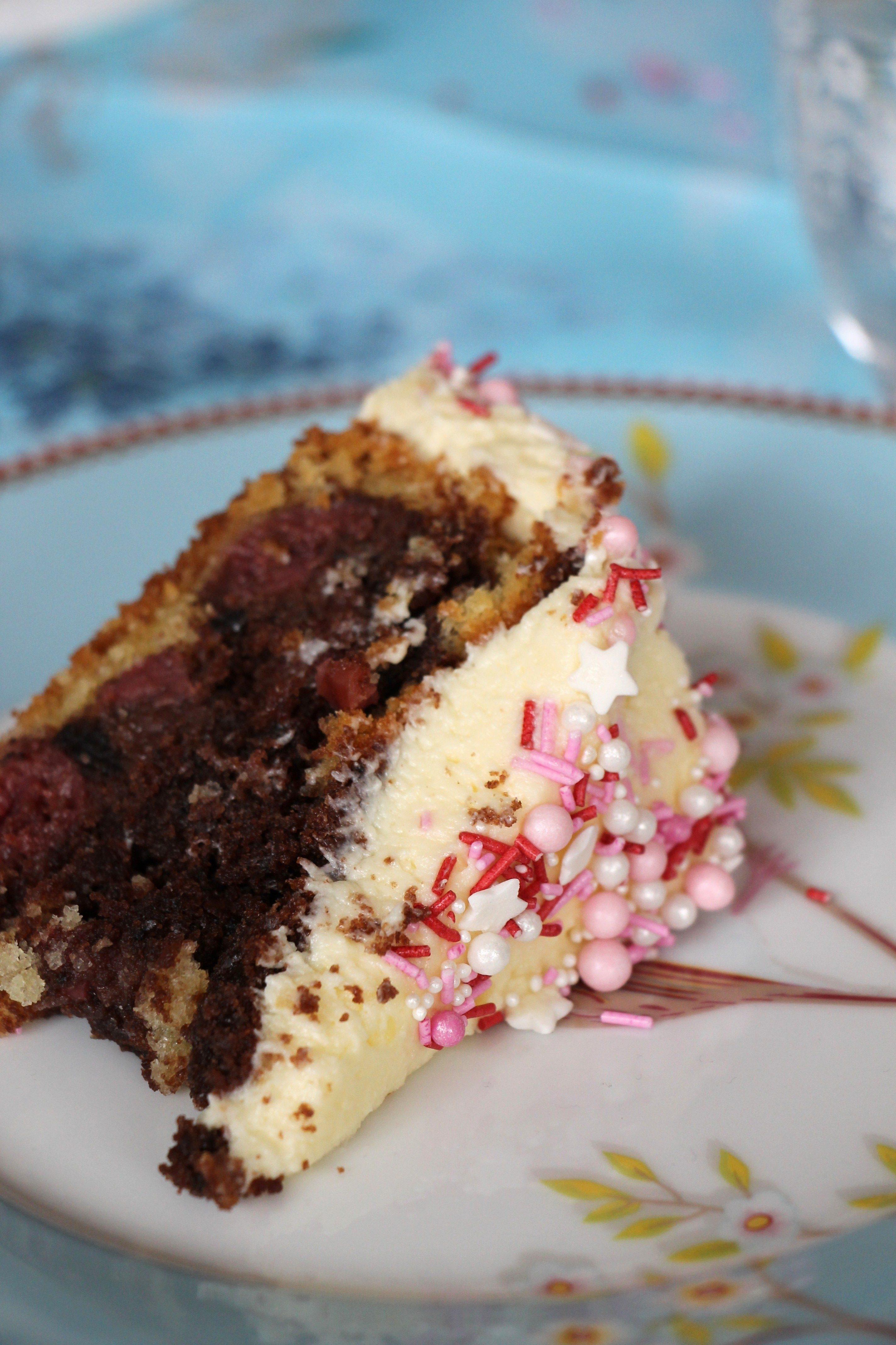 Schneewittchenkuchen Als Torte Rezept Lavendelblog
