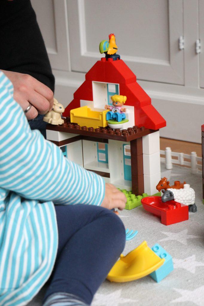 Vertrauen aufbauen Eltern Kind