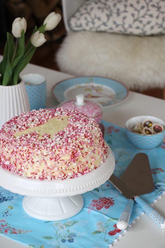 Vogel Torte Rezept