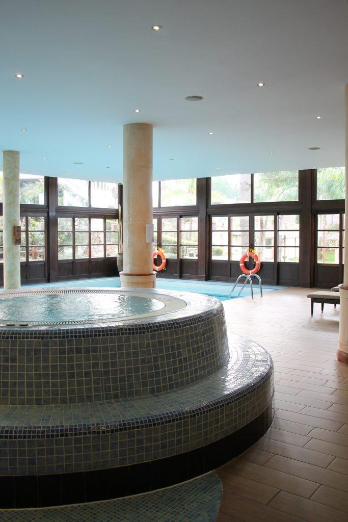 Wellnessbereich Lindner Resort Mallorca