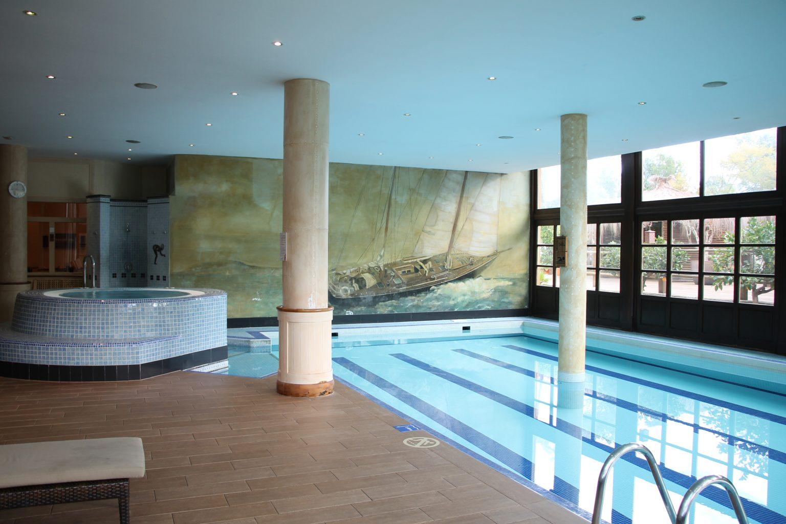 Wellnesshotel Mallorca Lindner