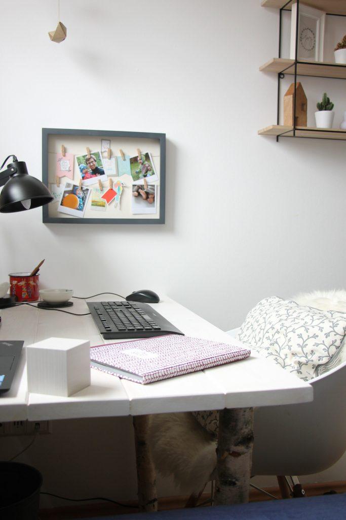 Scandi-Schreibtisch selber bauen: Anleitung für einen ...