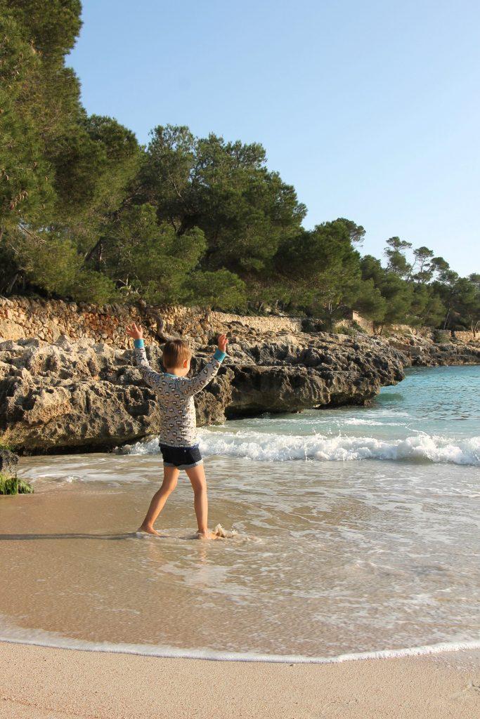 schönster Strand Mallorca mit Kindern