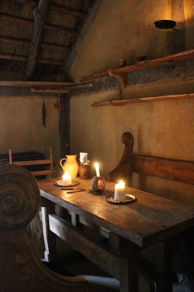 Bork Vikingehavn Freilichtmuseum mit Kindern