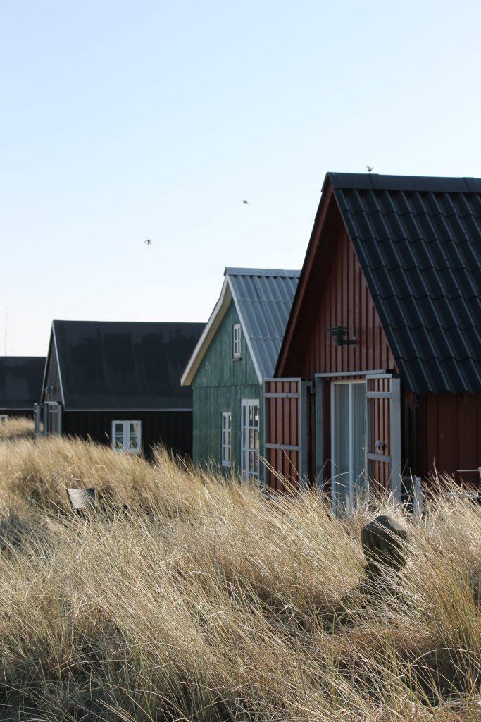 Fischerhütten Hvide Sande
