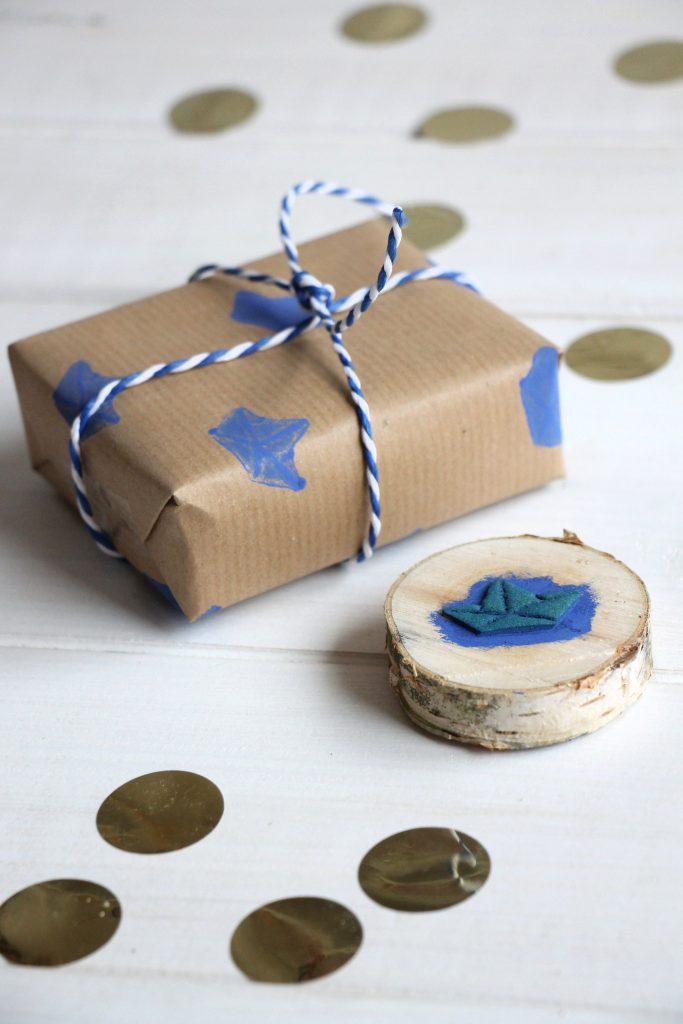 Geschenke individuell verpacken Ideen