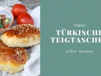 Rezept: Poğaça – Türkische Teigtaschen mit Schafskäse