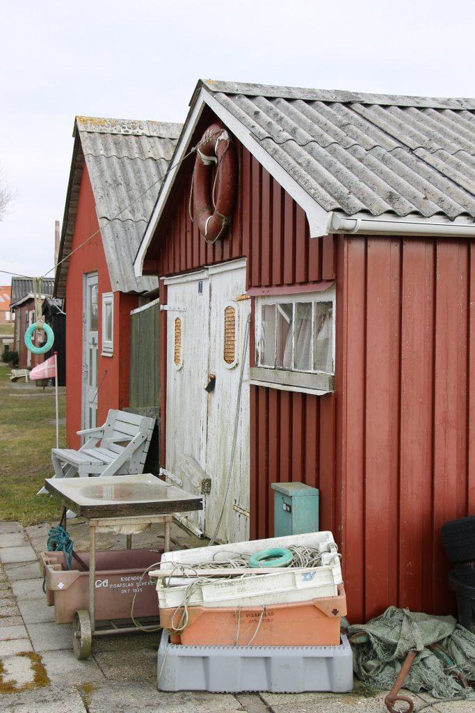 Ringkøbing Fischerhütten