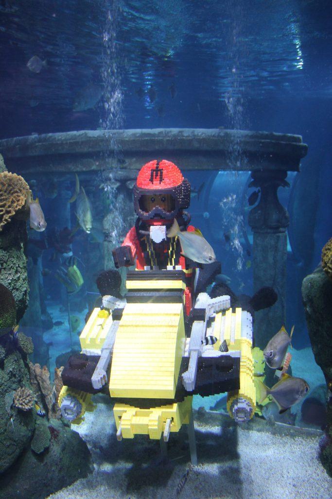 Sealife Legoland Billund