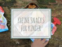 Anzeige: Kleine Snacks für Kinder – Ideen für unterwegs (in Kooperation mit FruchtZwerge)