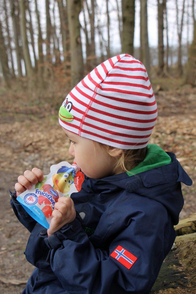 Snacks zum Mitnehmen Kinder FruchtZwerge für unterwegs