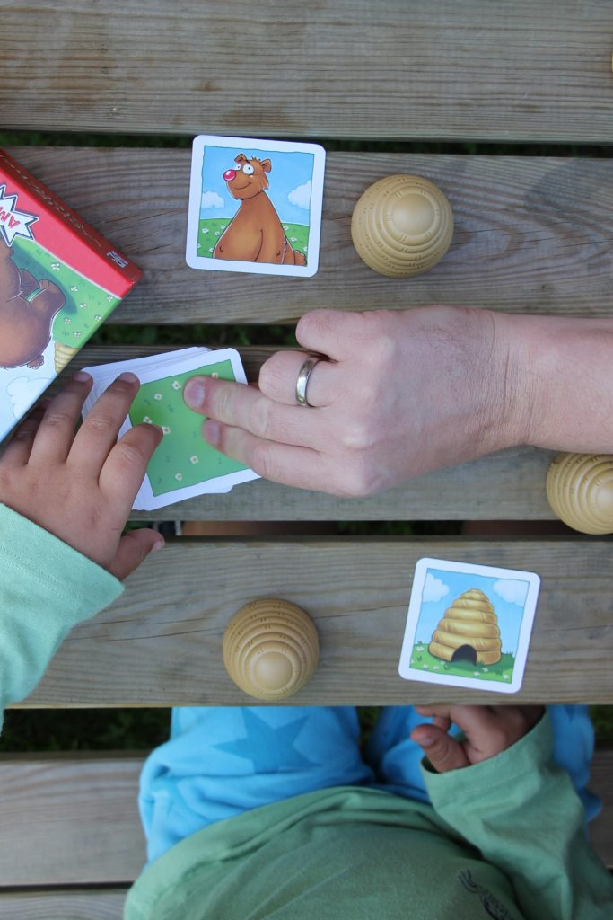 Spieletipp Kinder ab drei Jahren