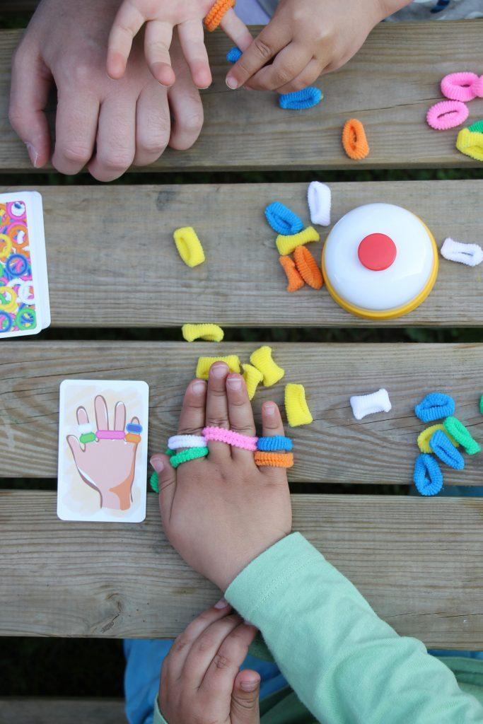 Spieletipp Kindergartenkinder ab vier Jahren