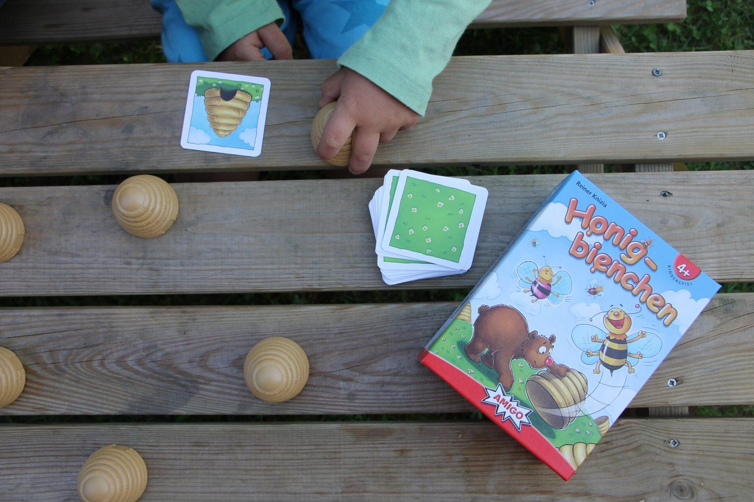 Tipp Gesellschaftspiel für Kindergartenkinder