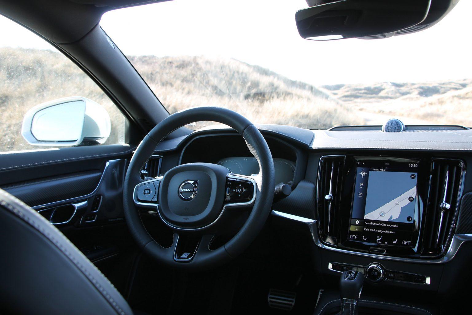Volvo S90 D5 AWD Fahrbericht