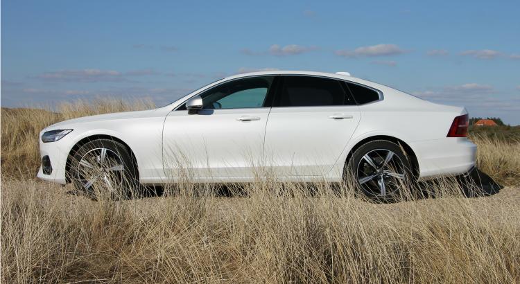 Volvo S90 D5 AWD Test