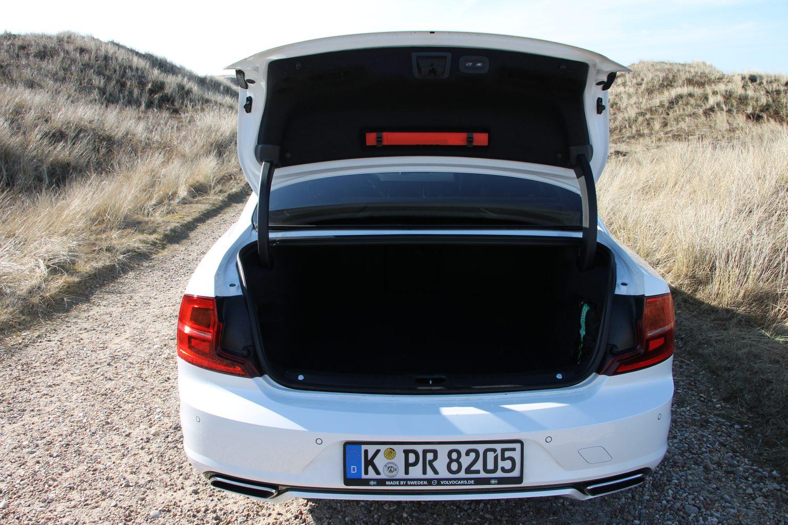 Volvo S90 Kofferraum