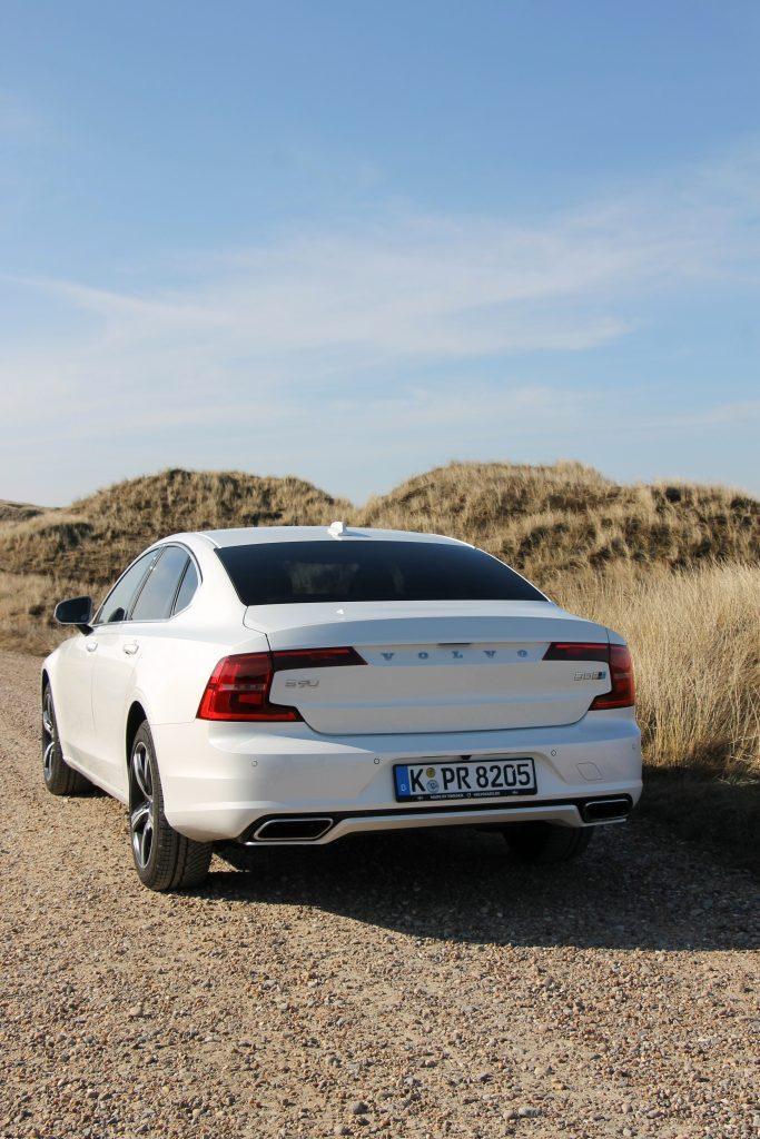 Volvo S90 Motoren