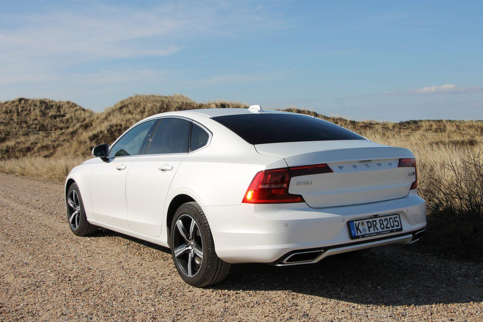 Volvo S90 Testbericht