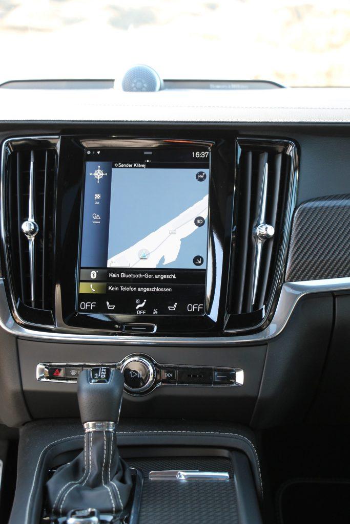 Volvo S90 Touchscreen