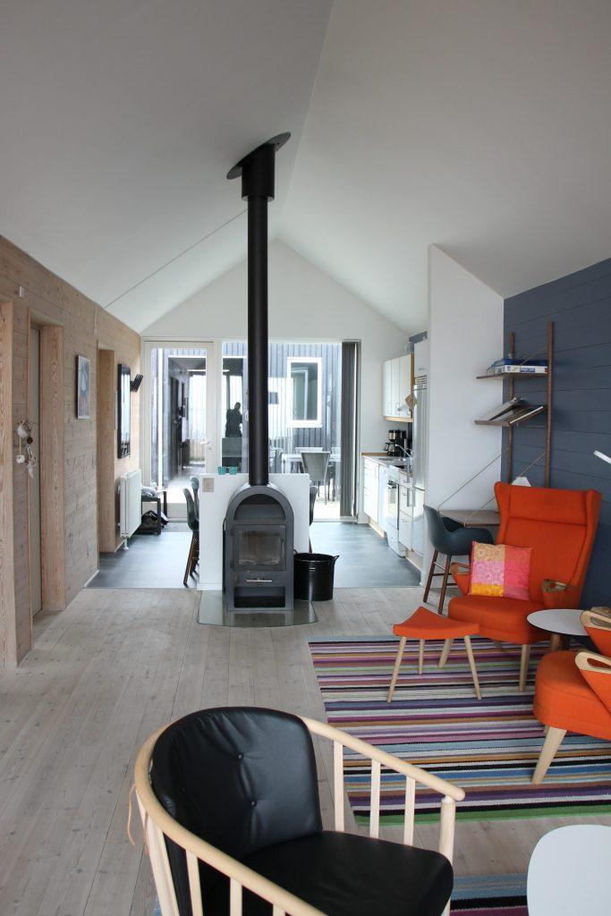 modernes Ferienhaus Dänemark