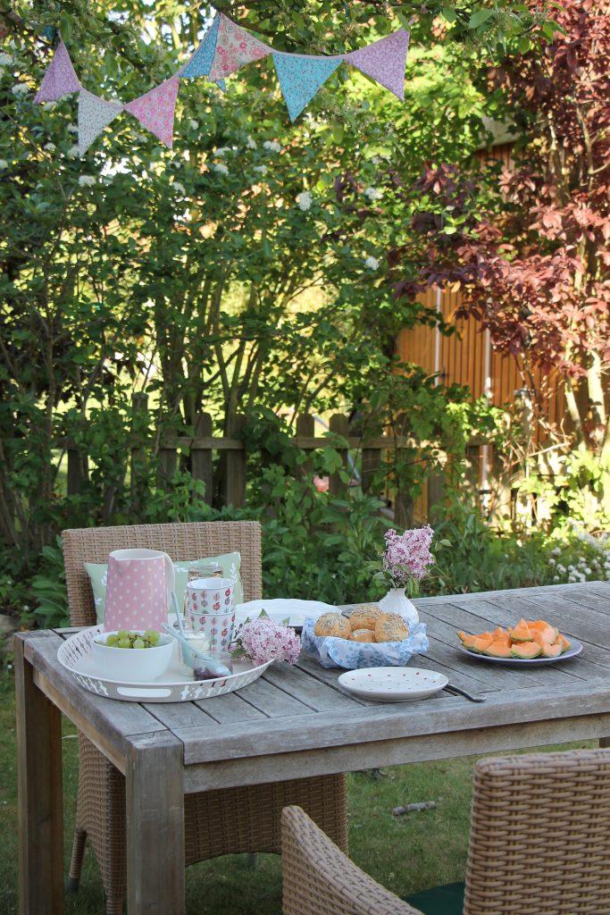 Frühstück im Freien Ideen