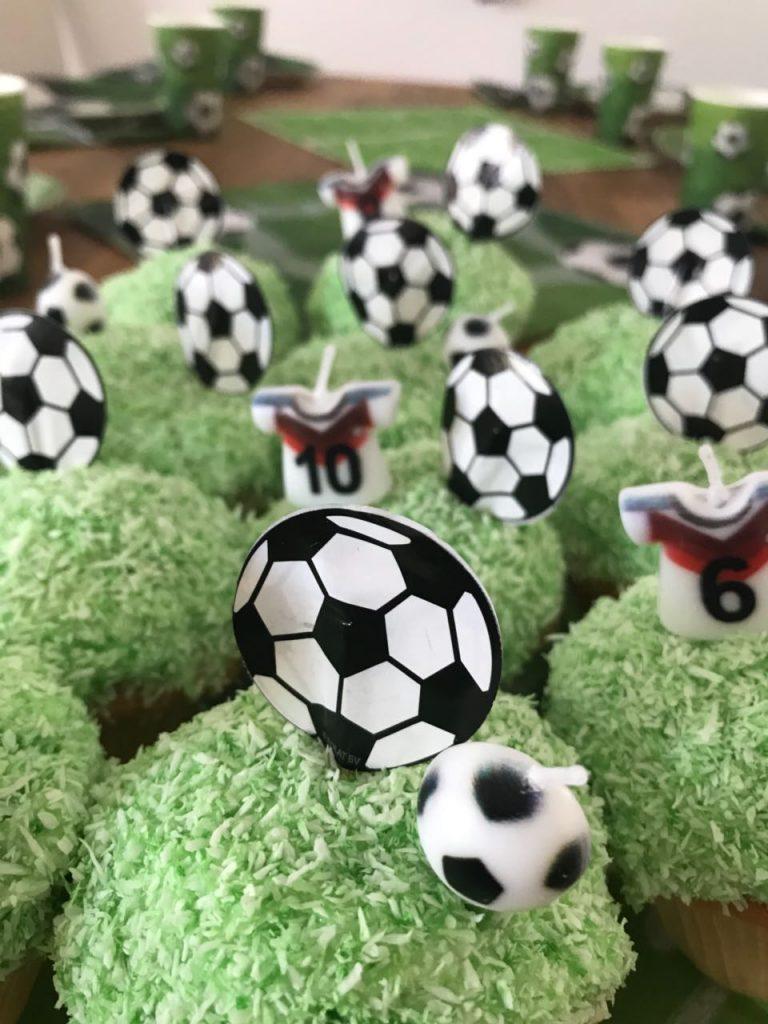 Fußball Muffins Fußball-Party OTTO