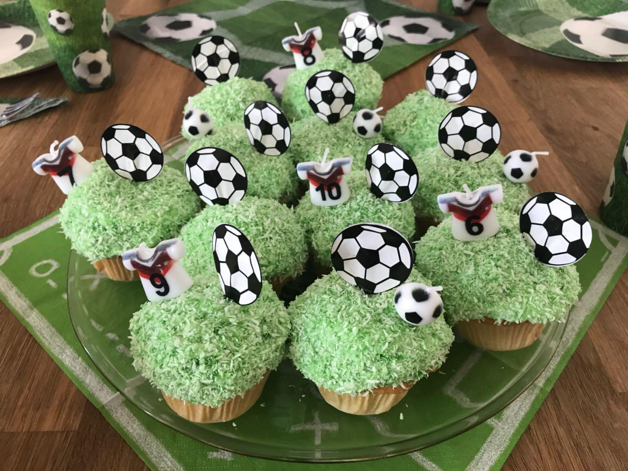Fußball-Muffins Rezept OTTO