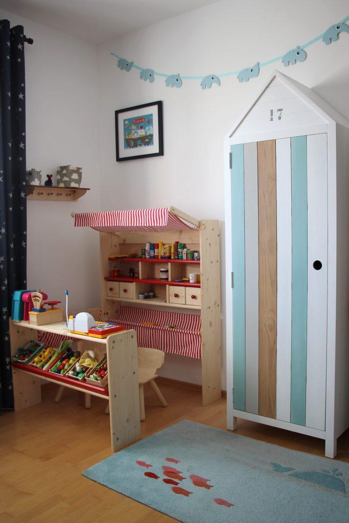 Kinderzimmer Kaufmannsladen